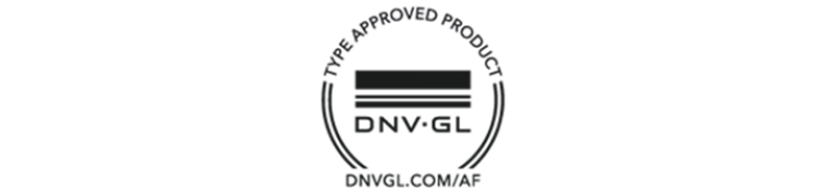 DNV certified controls