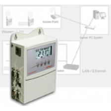 ECOLOG-NET network compatible data logger